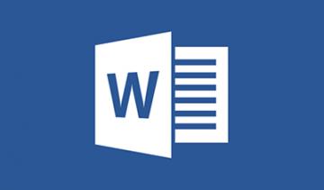 Atelier Word W1 - Word efficace au quotidien